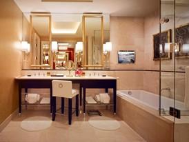 萬利豪華套房  - 浴室  by Barbara Kraft