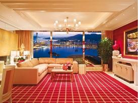 Encore Grand Salon Suite - Living Room  by Barbara Kraft