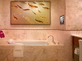 Encore Grand Salon Suite -  Bath  by Barbara Kraft