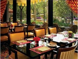 Café Esplanada -  Main Dining by Barbara Kraft