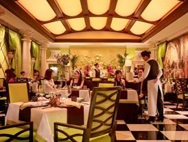Café Encore -  Main Dining  by Barbara Kraft