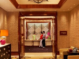 The Spa at Encore - Entrance by Russell MacMasters