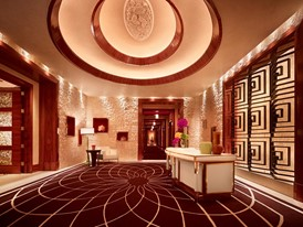 The Spa at Encore -  Reception by Babara Kraft