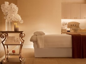 The Spa at Wynn - Therapy Room by Barbara Kraft