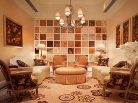 The Spa at Wynn - Relaxation Room by Barbara Kraft