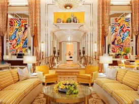 Wynn Palace Penthouse Living Room 2 by Roger Davies
