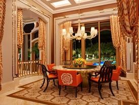 Wynn Palace Garden Villa Dining Room Roger Davies