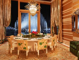 Wynn Palace Wing Lei Palace Private Dining Room by Roger Davies