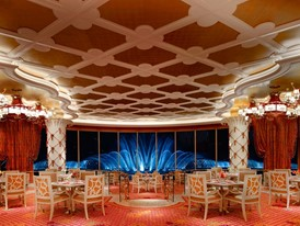 Wynn Palace Cafe Fontana Main Dining by Barbara Kraft