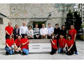 Wynn Macau donates MOP300,000 to Macau Holy House of Mercy's Welfare Shop Project