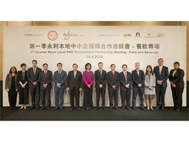 Wynn Resorts (Macau) S.A. joins hands with Macao Chamber of Commerce to organize the '2016 First Quarter Local SME Procu
