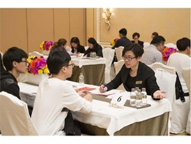 The event received an overwhelming response. Over 100 SMEs participated in the matching sessions