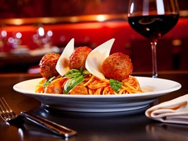 Allegro - Spaghetti & Meatballs