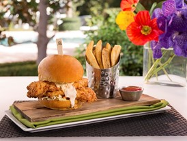 Jardin - Crispy Buttermilk Chicken Sandwich
