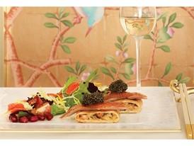 Wing Lei-Peking Duck Salad CROP-Barbara Kraft