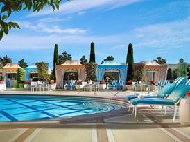 Wynn Pool-Tower Suite Cabanas-Barbara Kraft