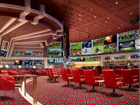 Redesigned Race & Sports Book