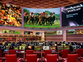Wynn Las Vegas Race & Sports Book