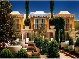 Wynn Las Vegas Sunlit Cabanas - Photo Credit Robert Miller