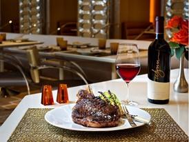 Andrea's - Steak
