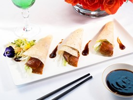 Wing Lei - Imperial Peking Duck Plated