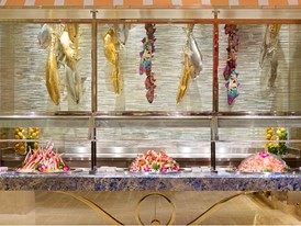 The Buffet - Seafood Station