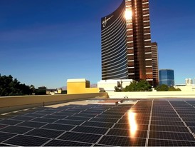 Wynn Las Vegas Powers Its Data With 100 Percent Sustainable Energy