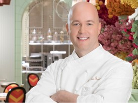 Jonathan Bauman - Buffet Executive Chef