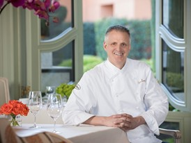 Executive Chef Rene Lenger - Tableau