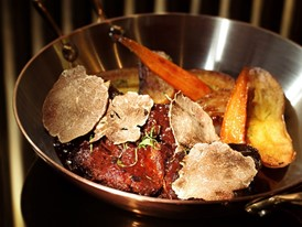 SW Steakhouse - Braised Wagyu Beef Cheeks