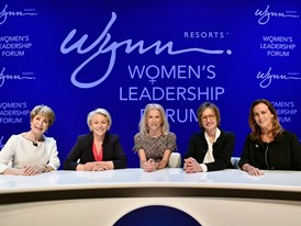 Wynn Resorts Launches Women's Leadership Forum Series with Inaugural  Event at Wynn Las Vegas