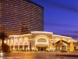 Wynn Plaza Exterior - Photo Credit Barbara Kraft
