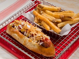 Charlie's - The Loaded Dog