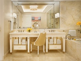 Executive Suite Bath by Barbara Kraft
