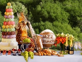 Sunday Jazz Brunch Now Offered Every Sunday at Lakeside at Wynn Las Vegas