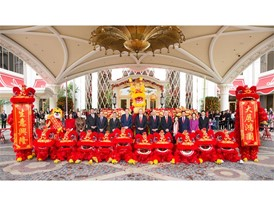 Wynn Welcomes the Year of the Dog with Sensational Festivities
