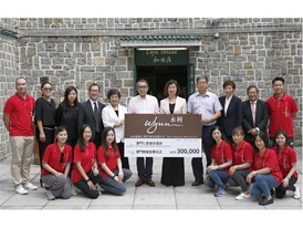 Wynn Supports Macau Holy House of Mercy's Welfare Shop  for the Sixth Consecutive Year