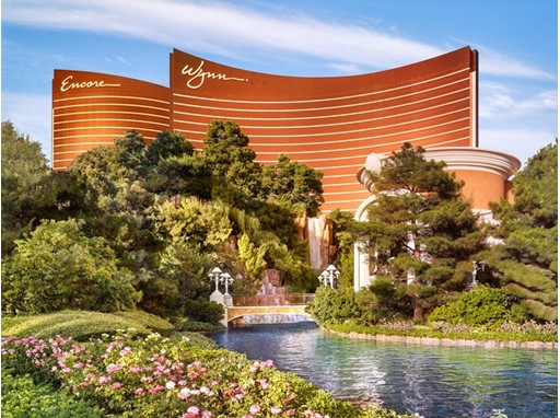 Wynn and Encore Exterior-Daytime