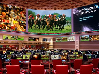 Wynn Las Vegas Unveils Newly Redesigned Race & Sports Book and a New Sports Book at Encore