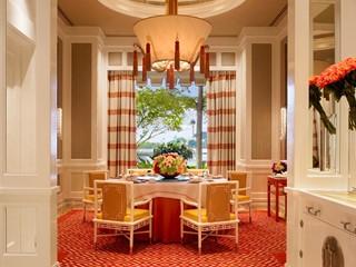 Wing Lei -  Private Room  by Barbara Kraft
