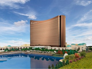 Encore Boston Harbor West View