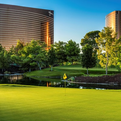 Wynn Golf Club- Hole 12