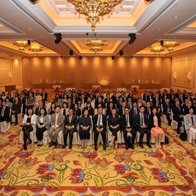 博监局为永利举办有关进入娱乐场新规定讲解会,吸引了150名团队成员出席