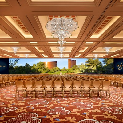 Wynn Las Vegas Introduces New Zero Carbon, Zero Waste Event Service