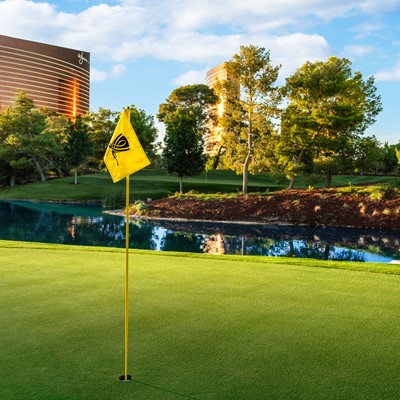 Wynn Golf Club- Hole 12 (2)