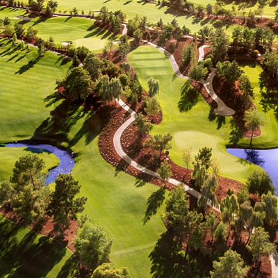 Wynn Golf Club- Flyover