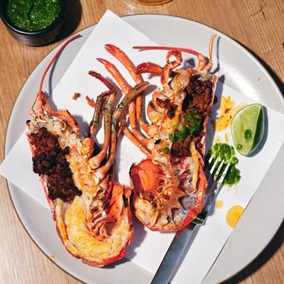 Elio - Lobster with Chorizo