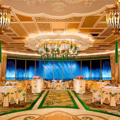 永利皇宮兩家餐廳榮獲《2021黑珍珠餐廳指南》鑽級殊榮