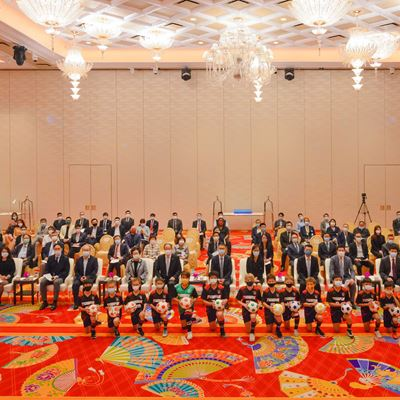 Wynn hosts the first sports industry forum