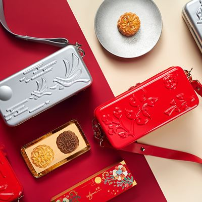 Wynn Presents Stylish Mooncake Gift Boxes in Celebration of Mid-Autumn